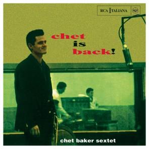 CHET IS BACK!CD