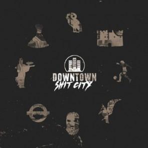 SHIT CITY CD