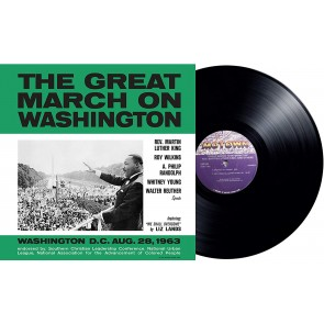 THE GREAT MARCH ON WASHINGTON LP