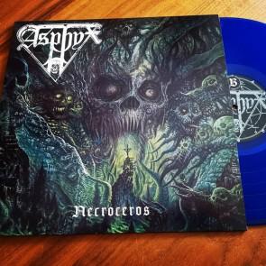 NECROCEROS BLUE LP