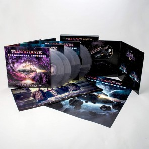 THE ABSOLUTE UNIVERSE: THE ULTIMATE EDITION Deluxe clear 5LP+3CD+Blu-ray Box Set