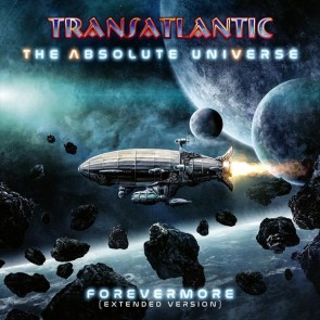 THE ABSOLUTE UNIVERSE - FOREVERMORE 3LP GREEN+2CD