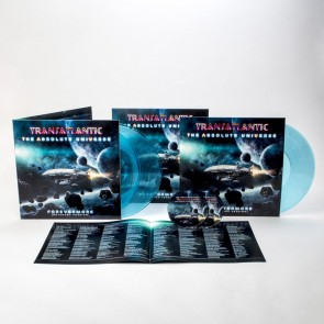 THE ABSOLUTE UNIVERSE: FOREVERMORE 3LP LIGHT BLUE+ 2CD