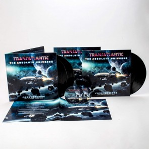 THE ABSOLUTE UNIVERSE: FOREVERMORE 3LP BLACK + 2CD