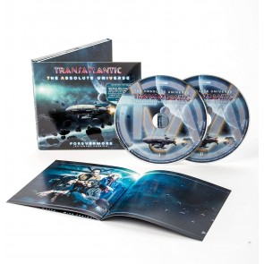 THE ABSOLUTE UNIVERSE: FOREVERMORE  SPECIAL EDITION 2CD