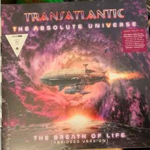 THE ABSOLUTE UNIVERSE: THE BREATH OF LIFE 2LP+CD