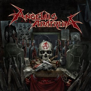 ANGELUS APATRIDA CREAMY WHITE LP+CD