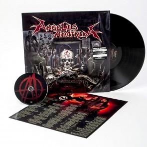 ANGELUS APATRIDA BLACK LP+CD