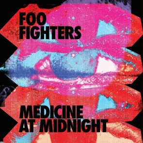 MEDICINE AT MIDNIGHT WIDE Physical LP