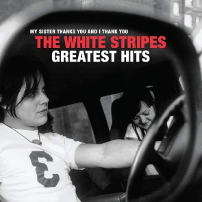 THE WHITE STRIPES GREATEST HITS 2LP