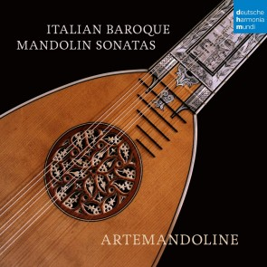 ITALIAN BAROQUE MANDOLIN SONATAS CD