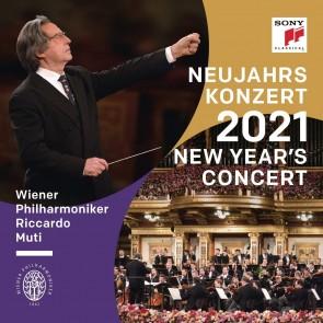 NEUJAHRSKONZERT 2021 / NEW YEAR'S CONCERT 3LP