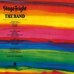 STAGE FRIGHT LP