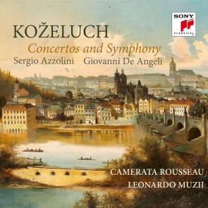 KOZELUCH: CONCERTOS AND SYMPHONY CD