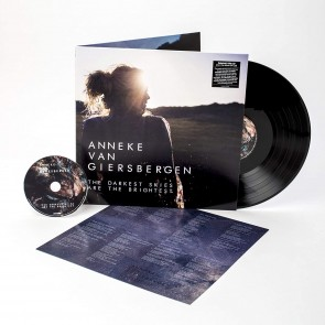 THE DARKEST SKIES ARE THE BRIGHTEST LP+CD