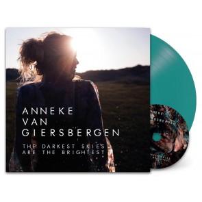 THE DARKEST SKIES ARE THE BRIGHTEST (PETROL GREEN LP+CD )