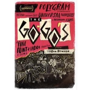THE GO-GO'S DVD