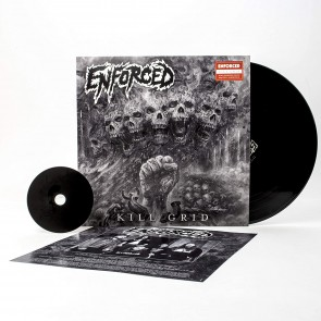 KILL GRID LP+CD