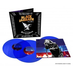 THE END 3LP BLUE