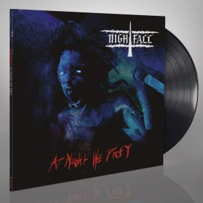 "AT NIGHT WE PREY 12"" VINYL GATEFOLD (BLACK)"