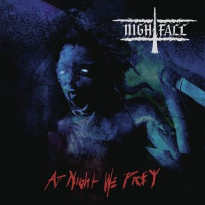 AT NIGHT WE PREY CD DIGIPAK WITH 20 PAGE BOOKLET