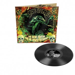 THE LUNAR INJECTION KOOL AID ECLIPSE CONSPIRACY LP BLACK IN GATEFOLD INKL. 28 PAGE BOOKLET