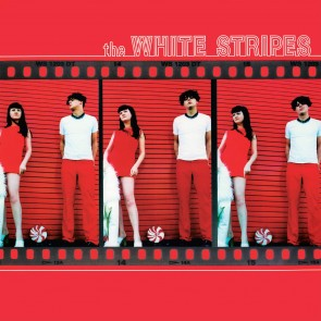 THE WHITE STRIPES CD