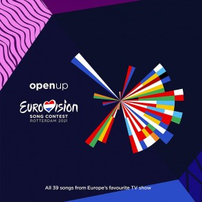 EUROVISION SONG CONTEST 2021 2CD