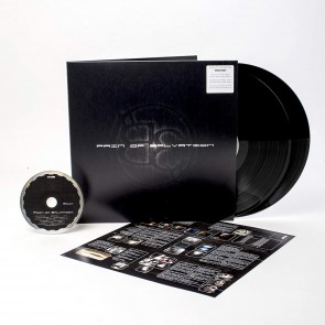 BE (RE-ISSUE 2021) BLACK 2LP+CD