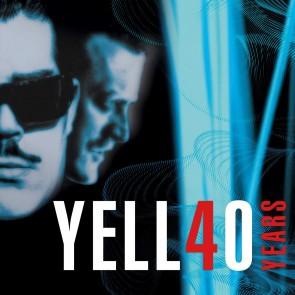 YELLO 40 YEARS 2LP