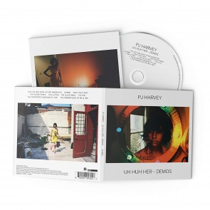 UH HUH HER - DEMOS CD