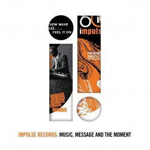 IMPULSE RECORDS: MUSIC, MESSAGE AND THE MOMENT 2CD