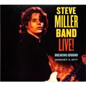 LIVE! BREAKING GROUND AUGUST 3, 1977 (2LP)