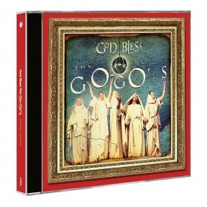 GOD BLESS THE GO-GO'S CD