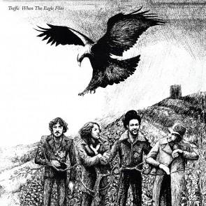 WHEN THE EAGLE FLIES LP
