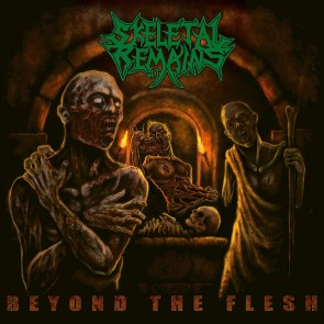 BEYOND THE FLESH (RE-ISSUE 2021) LP