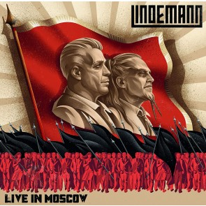 LIVE IN MOSCOW 2LP