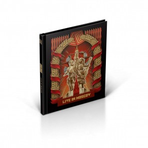LIVE IN MOSCOW CD+BD