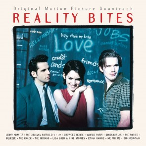 REALITY BITES SOUNDTRACK COLOUR LP