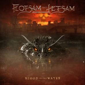 BLOOD IN THE WATER (DIGIPAK)