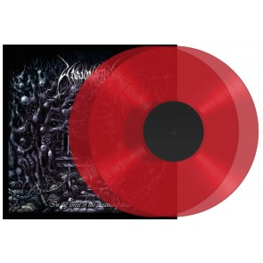 IN THE FOREST OF THE DREAMING DEAD 2LP DEEP BLOOD RED