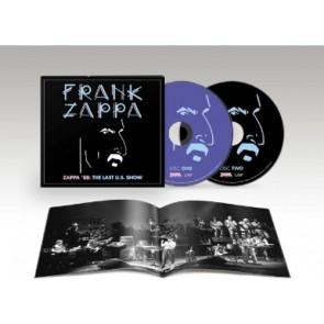 ZAPPA '88: THE LAST U.S. S 2CD