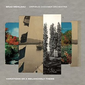 VARIATIONS ON A MELANCHOLY THEME CD