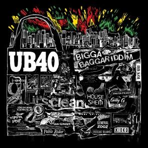 BIGGA BAGGARIDDIM CD