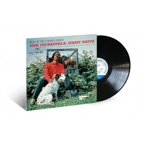 BACK AT THE CHICKEN SHACK LP
