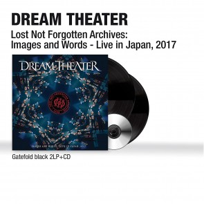 LOST NOT FORGOTTEN ARCHIVES: IMAGES AND 2LP+CD