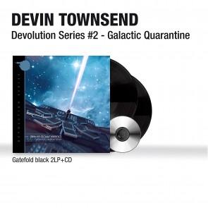DEVOLUTION SERIES #2 - GALACTIC QUARANTI 2LP+CD