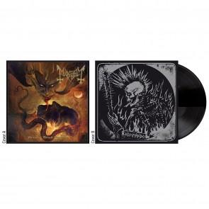 ATAVISTIC BLACK DISORDER / KOMMANDO - EP LP