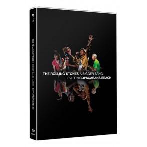 A BIGGER BANG DVD