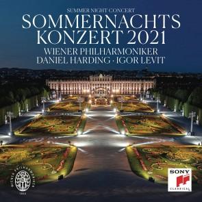 SOMMERNACHTSKONZERT 2021 / SUMMER NIGHT CD